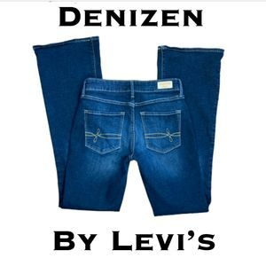 Denizen by Levi's Modern Boot Cut Jeans Size 2M